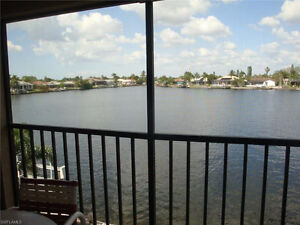 **GULF ACCESS CONDO WITH AMAZING VIEWS** -in Cape Coral, FL (US)