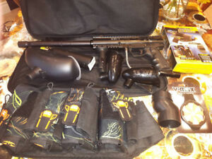 Paintball starter package - $170 OBO