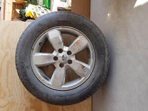 08 ford escape factory limited rims