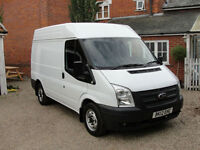 2012 FORD TRANSIT 2.2 TDCI T300 SWB - M/ROOF - FSH - A/C - CRUISE - RACKED OUT