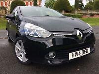 Renault Clio 1.2 16v ( 75bhp ) MediaNav 2013MY Dynamique only 27K FSH