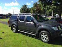 2006 Nissan Navara 2.5dCi Outlaw Low Mileage