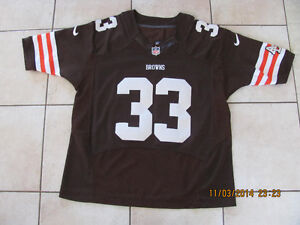 Cleveland Browns Nike Football Jersey
