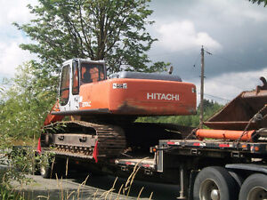 *** DISMANTLING FOR PARTS HITACHI EX270LC-5 ****