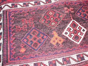 Antique Turkish Persian Middle East Tribal Oriental Rug London Ontario image 8