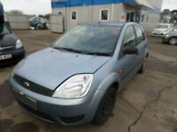 FORD FIESTA 1.25 STYLE DAMAGED REPAIRABLE SALVAGE