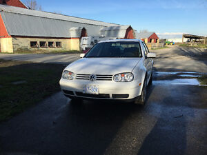 2003 Volkswagen Golf Hatchback low kms obo