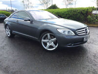 Mercedes-Benz CL 500 5.5 auto 500