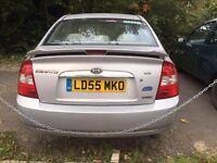 Kia cerato 1.5 diesel 2005 faulty fuel pump spares or repair