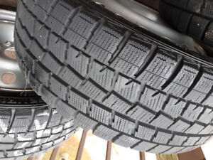 Winter tires for hyundai voloster
