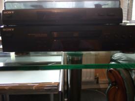 Sony high density linear converter optical digital output