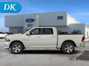 2013 Ram 1500 Sport w/Leather, Moonroof, Navigation, and More!
