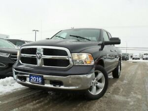 2016 Ram 1500 SLT 3.0L V6 DIESEL HEATED STEERING SEATS