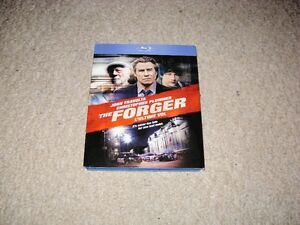 FORGER BLURAY FOR SALE!