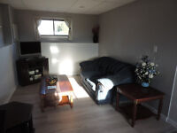 Rayleigh Basement Suite Available Dec.1st