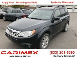 2012 Subaru Forester 2.5X Touring Sunroof   AWD   CERTIFIED