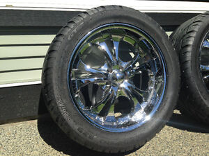 """20"""" Wheels and tires. Fits Jeep"""