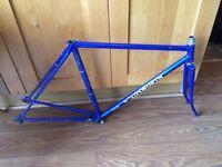 Vintage Holdworth Road Bike Frame 53cm