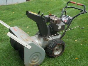 CRAFTSMAN 10 HP 28 INCH SNOWBLOWER