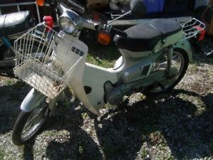 1984 Honda Bobcat