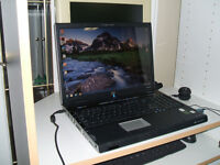 Hp Pavilion DV8000 Laptop Win 7