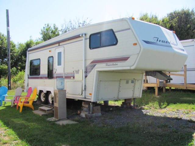 Brilliant Used Fifth Wheel Campers Trailers For Sale In Nova Scotia