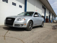 2006 Audi A4 cuir Impecable !!!! Berline