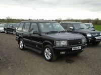 1997 R Reg Land Rover Range Rover 4.6 Auto Ltd Edn P38