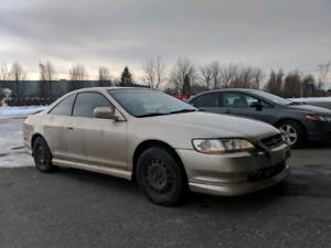 2000 Honda Accord 3.0 v6