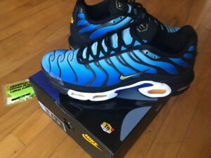 Nike Air Max Plus OG Hyper blue size 10us