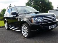 2008 Land Rover Range Rover Sport 3.6TD V8 auto HSE * immaculate*finance *