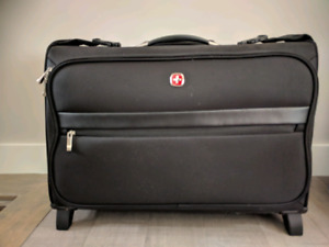 Swiss gear luggage for business travel