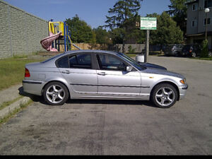 2002 BMW 320i!! Need gone asap! $1200 as is
