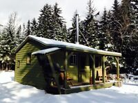 Traditional Hunting Camp / Cabin near Fundy Park