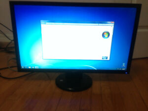 "24"" Acer Full HD Wide Monitor & Acer AMD Phenom 9500 Quad - Core"