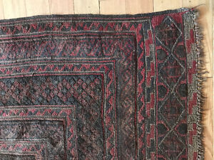 Hand woven carpet. Very good condition.