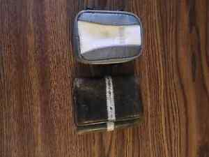 Roots Camera Case and Wallet