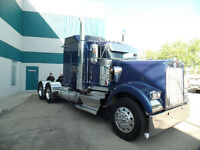 REDUCED *2014 KW W900B tractor*
