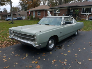 1967 Plymouth V.I.P 2 Door Hard top
