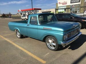 Rare unibody 1963 Mercury M-100 all original