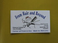 From Hair and Beyond