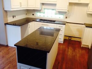 Granite and Quartz tops (free estimate )
