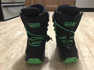 Size 2 Firefly snowboard boots