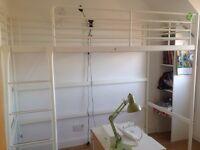 Ikea high sleeper/loft bed