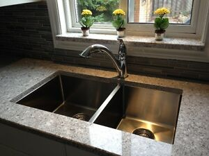 kitchen SINKS & TAPS, Blanco & other, 7 CLEARANCE ITEMS! Kitchener / Waterloo Kitchener Area image 3