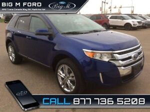 2014 Ford Edge SEL  - Bluetooth -  Heated Seats - $162.84 B/W