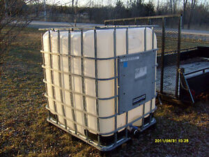 Water Tank for transporting water