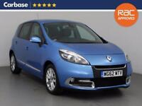 2012 RENAULT SCENIC 1.5 dCi Dynamique TomTom 5dr EDC