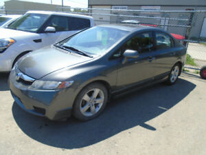 $5,995.00  2010 HONDA CIVIC LX Sport 4door
