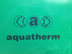Aquatherm Fusion Welding Device Part # 50341